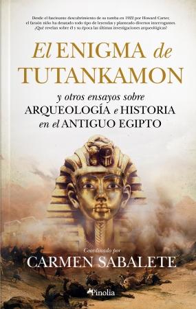 Portada del libro El enigma de Tutankamón