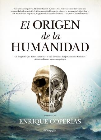 Portada del libro El origen de la humanidad