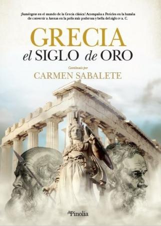 Portada del libro Grecia, el siglo de oro