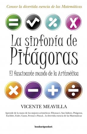 Portada del libro La sinfonía de Pitágoras