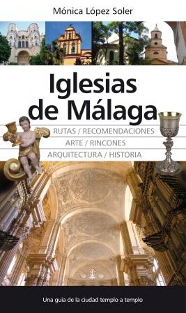 Portada del libro Iglesias de Málaga