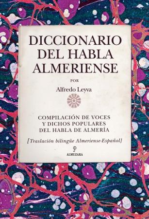 Portada del libro Diccionario del habla almeriense