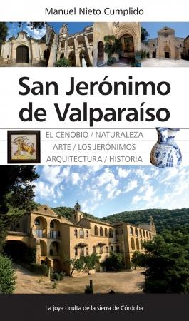 Portada del libro San Jerónimo de Valparaíso