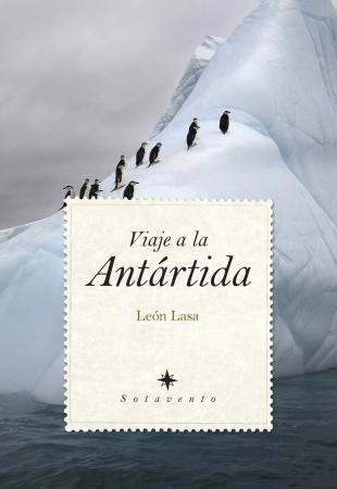 Portada del libro Viaje a la Antártida