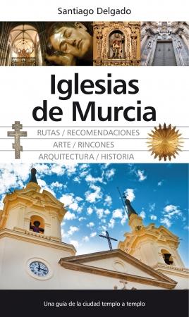 Portada del libro Iglesias de Murcia