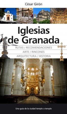 Portada del libro Iglesias de Granada