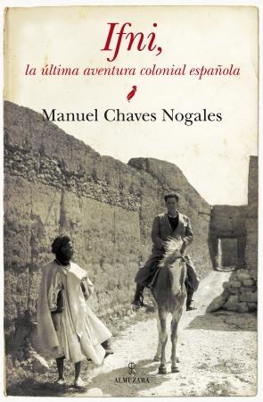 Portada del libro Ifni: La última aventura colonial española