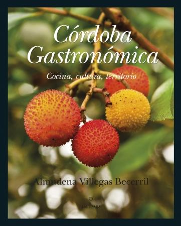 Portada del libro Córdoba Gastronómica