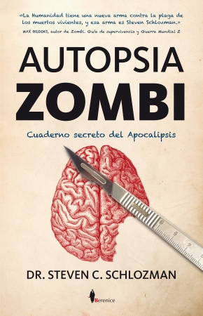 Portada del libro Autopsia zombi