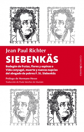 Portada del libro Siebenkäs