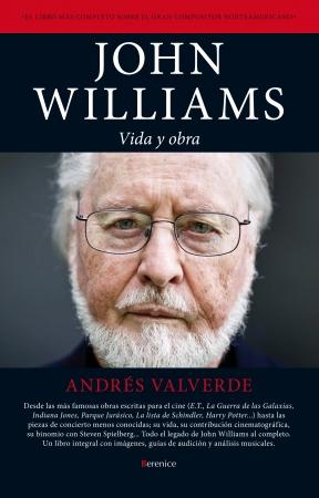 Portada del libro John Williams: vida y obra
