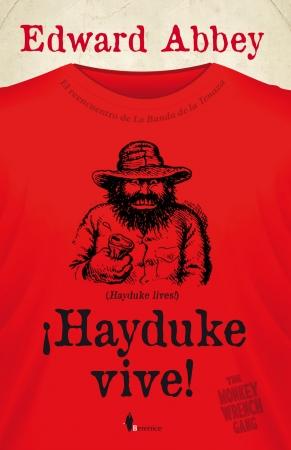 Portada del libro ¡Hayduke vive!