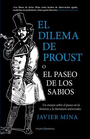 Portada del libro El dilema de Proust o el paseo de los sabios