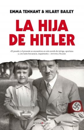 Portada del libro La hija de Hitler