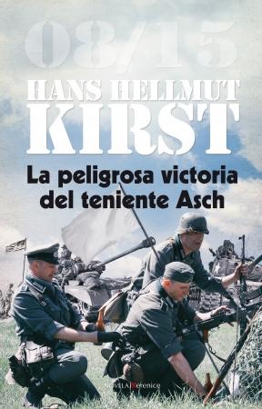 Portada del libro La peligrosa victoria del teniente Asch