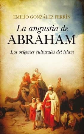 Portada del libro La angustia de Abraham