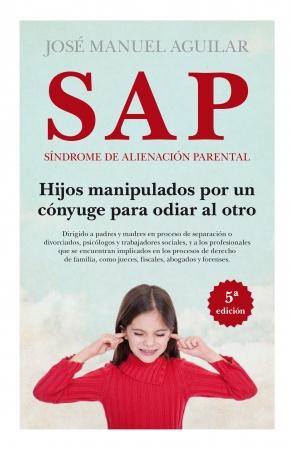 Portada del libro SAP. Síndrome de Alienación Parental