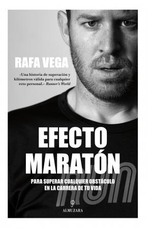 Portada del libro Efecto maratón