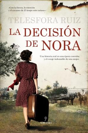 Portada del libro La decisión de Nora