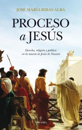 Portada del libro Proceso a Jesús