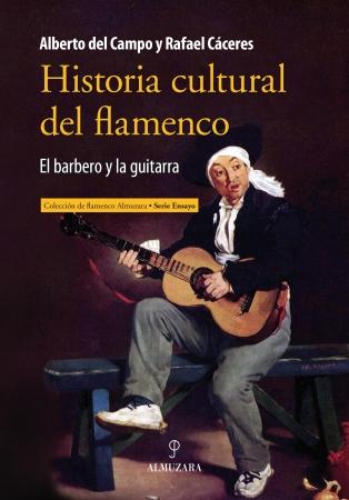 Portada del libro Historia cultural del flamenco