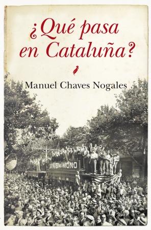 Portada del libro ¿Qué pasa en Cataluña?