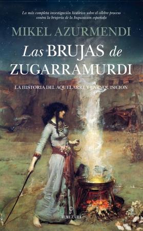 Portada del libro Las brujas de Zugarramurdi