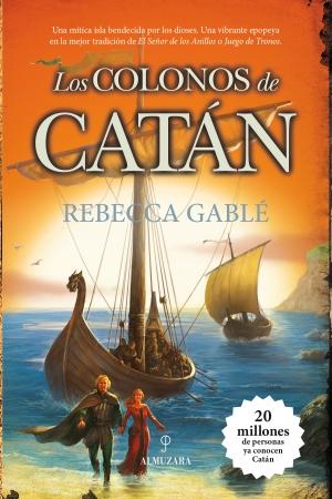Portada del libro Los colonos de Catán