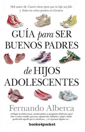 Portada del libro Guía para ser buenos padres de hijos adolescentes