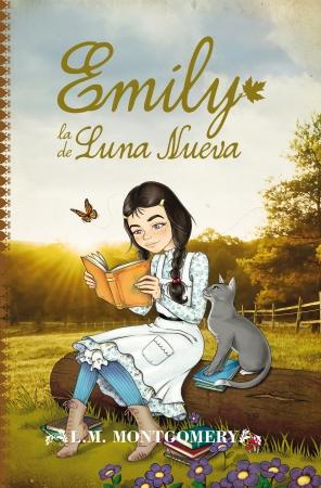 Portada del libro Emily, la de Luna Nueva