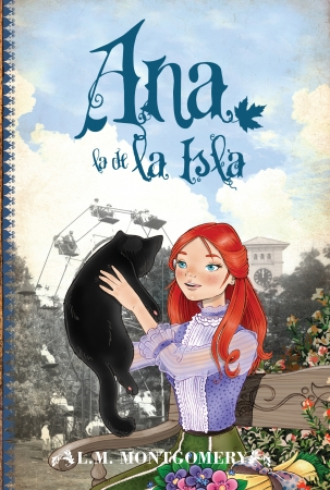 Portada del libro Ana, la de la Isla