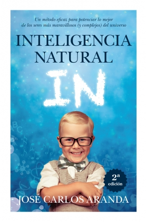 Portada del libro Inteligencia Natural