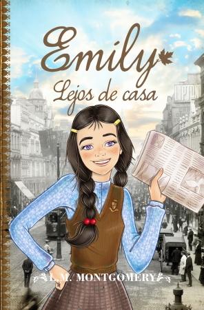 Portada del libro Emily lejos de casa