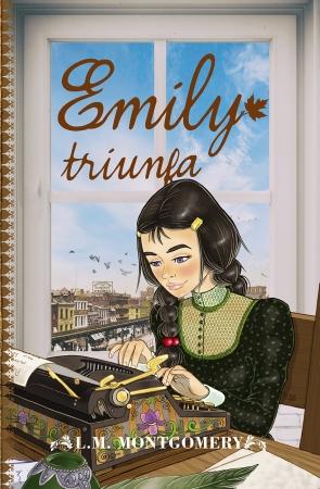 Portada del libro Emily triunfa