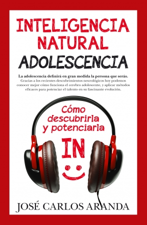 Portada del libro Inteligencia Natural. Adolescencia
