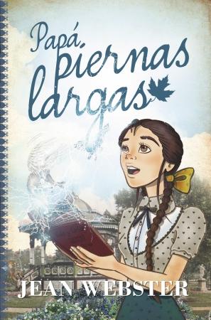 Portada del libro Papá Piernas Largas