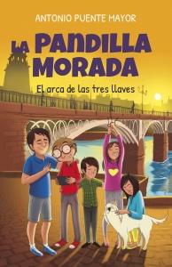 La Pandilla Morada y el arca de las tres llaves