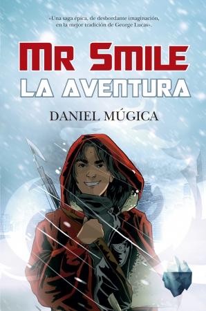 Portada del libro Mr. Smile. La aventura