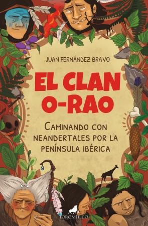 Portada del libro El clan O-Rao