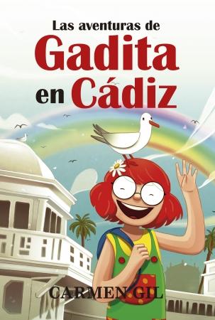 Portada del libro Las aventuras de Gadita en Cádiz