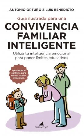Portada del libro Guía ilustrada para una convivencia familiar inteligente