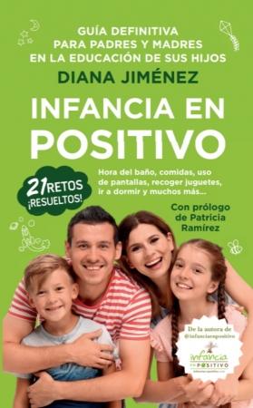 Portada del libro Infancia en positivo