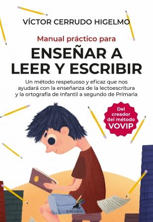 Portada del libro Manual práctico para enseñar a leer y escribir