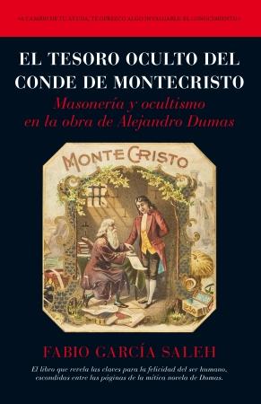 Portada del libro El tesoro oculto del Conde de Montecristo