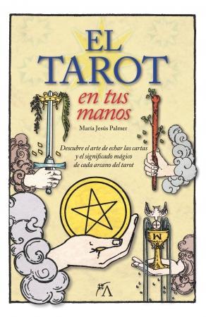 Portada del libro El Tarot en tus manos