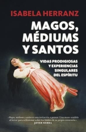 Portada del libro Magos, Médiums y Santos