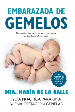 Portada del libro Embarazada de gemelos