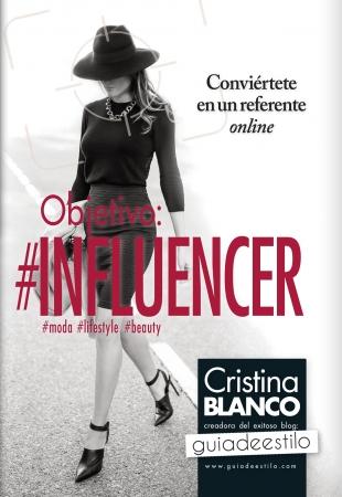 Portada del libro Objetivo: Influencer