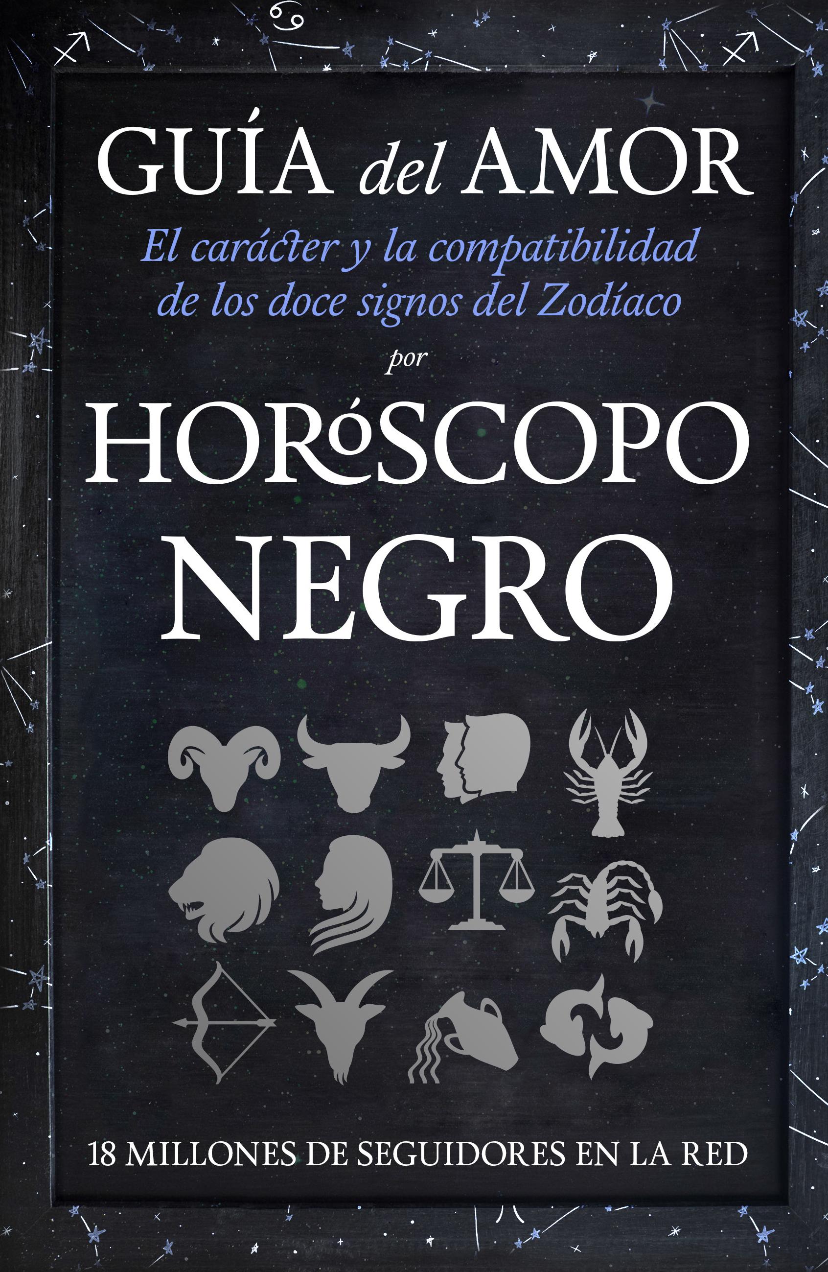 horóscopo negro guía del amor arcopress