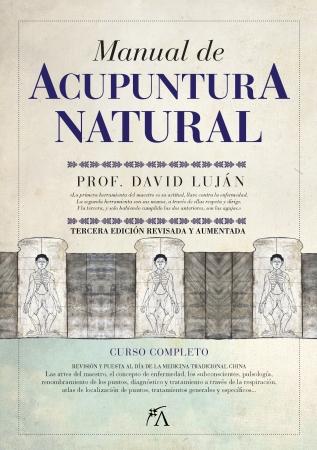 Portada del libro Manual de acupuntura natural